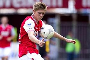 Johannsson nets spectacular strike against PSV