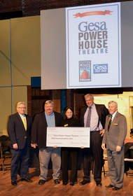 Gesa Credit Union and Power House Theatre Announce $1 Million Naming Rights Agreement