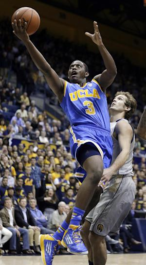 No. 23 UCLA keeps pace in Pac-12, beats Cal 86-66