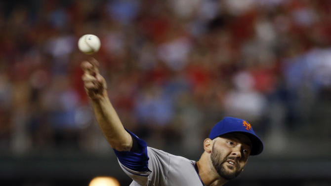 Duda's hit in 11th lifts Mets over Phillies 2-1