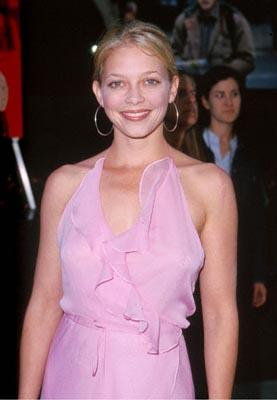 Amanda Detmer at the AVCO Theater premiere of Columbia's Loser