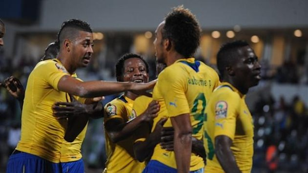 2012 African Cup of Nations Gabon