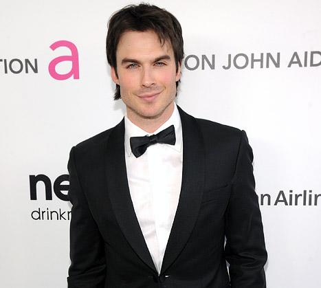 Ian Somerhalder Calls Out Stranger Who Broke into His Car