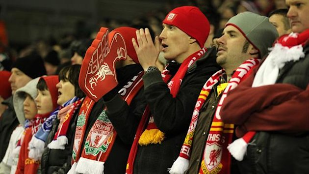 Liverpool fans (PA Photos)