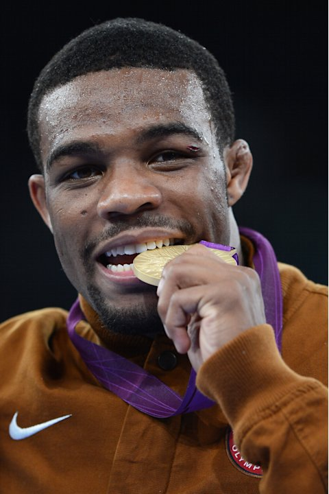 Jordan Burroughs