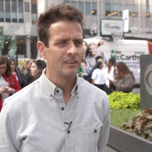 Joey McIntyre Had a 'Lifetime Of Preparation' For Role on 'The McCarthys'