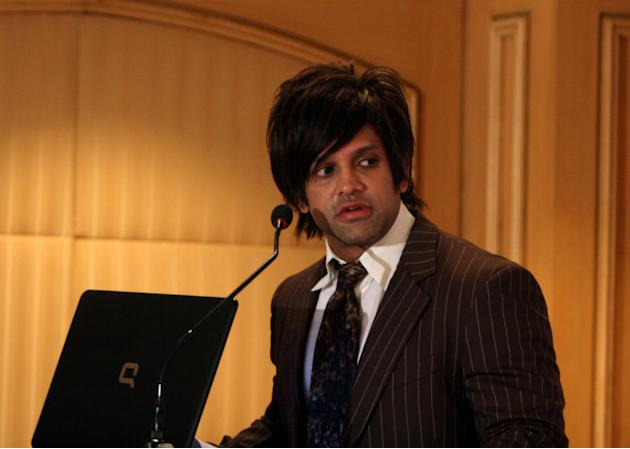 Repeat red carpet offender: Yash Birla