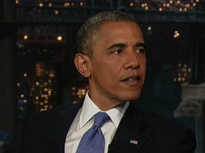 Obama: President represents entire country