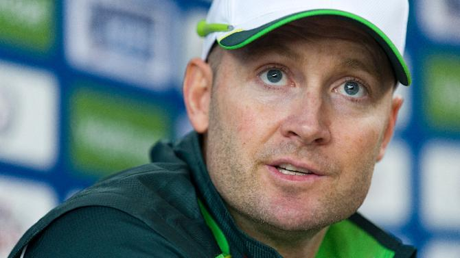 Australia's cricket captain Michael Clarke is the sole Australian survivor from a side that went down 2-1 in England a decade ago during one of the greatest Ashes series of all time