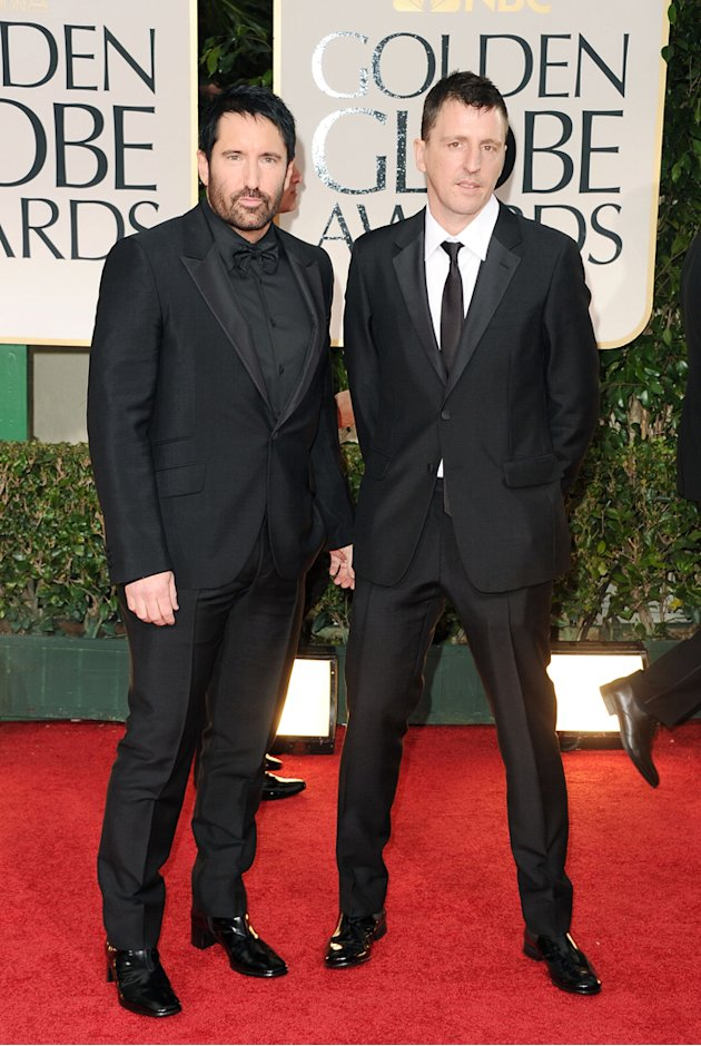 Trent Reznor and Atticus  …