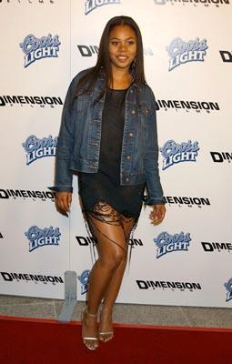 Regina Hall at the LA premiere of Dimension's Scary Movie 3