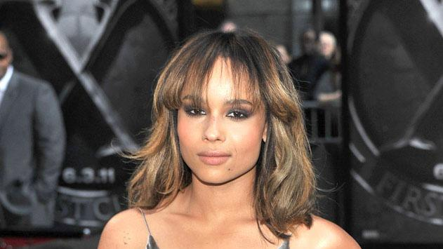 Zoe Kravitz X Men First Class New York Premiere
