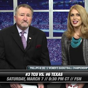 Big 12 WBB Championship Preview: Game 6