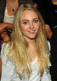AnnaSophia Robb attends the Lela Rose Spring 2012 fashion show during Mercedes-Benz Fashion Week at The Studio at Lincoln Center, New York City, on September 11, 2011 -- Getty Images