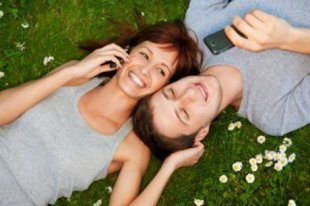 Love your phone AND your spouse! 