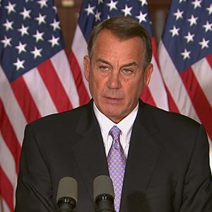 Boehner: Obama 'Damaging the Presidency'