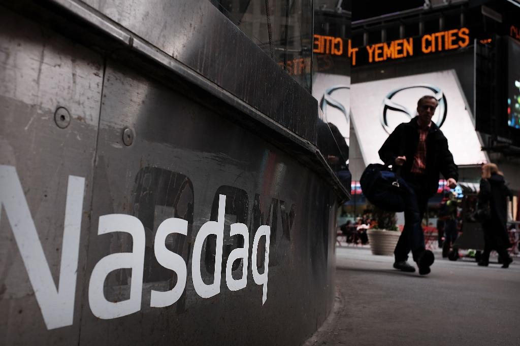 Historic week for US stocks as Nasdaq breaks 15-year record