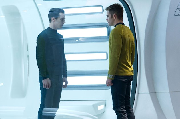 Star Trek Into Darkness Still