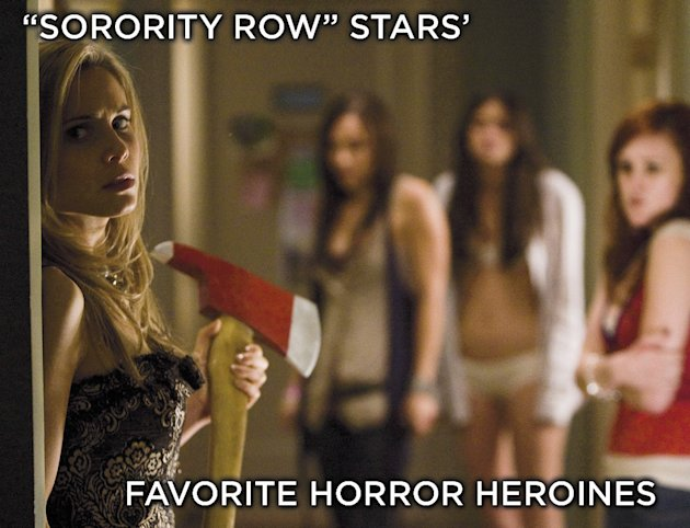 Sorority Row Stars Favorite Horror Heroines Title Card