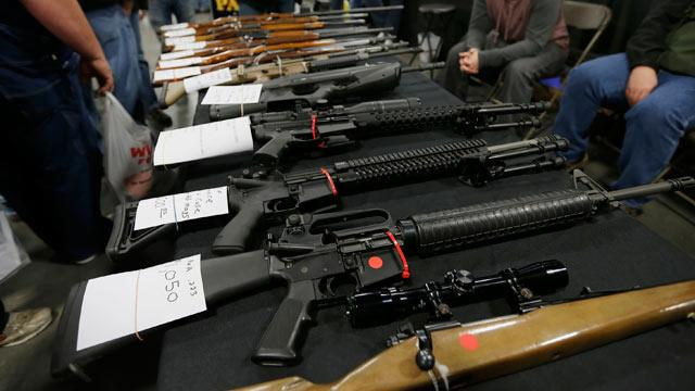 Obama Administration Pushes For Assault Weapons Ban Vote, But Says No National Gun Registry Needed