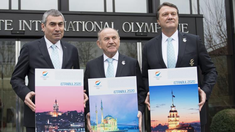 Istanbul boasts 2020 games on 2 continents