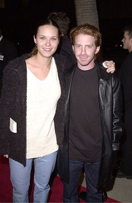 Premiere: Chad Morgan and Seth Green at the Beverly Hills premiere of 20th Century Fox's Men of Honor - 11/1/2000
