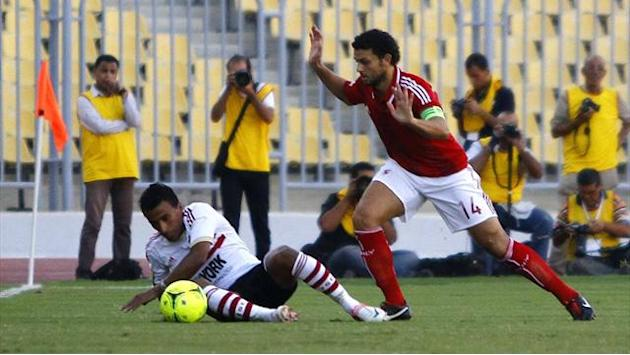 African Football - Egypt league cancelled because of security concerns