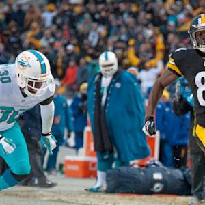 Pittsburgh Steelers almost produce magic
