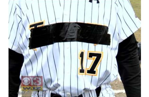 Towson drops baseball, so players drop school name from jerseys