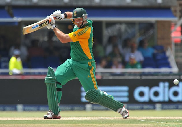 South Africa v Sri Lanka - Fifth One Day International