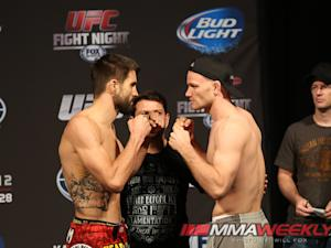 UFC Fight Night 27: Condit vs. Kampmann 2 Drug Test Results Come Back Clean