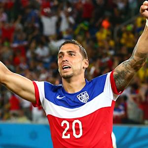 USA's Geoff Cameron on World Cup experience