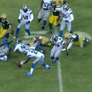 Detroit Lions pick up onside free kick