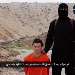 ISIS releases purported execution video of Japanese journalist