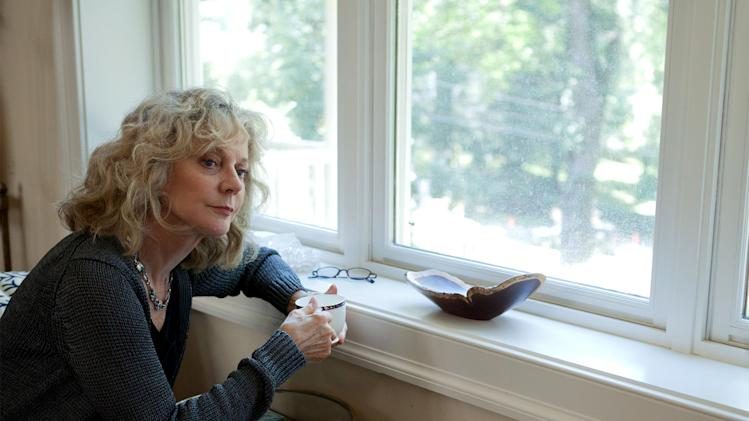 "This film image released by Oscilloscope Laboratories shows Blythe Danner in a scene from ""Hello I Must Be Going."" (AP Photo/Oscilloscope Laboratories, Justina Mintz)"