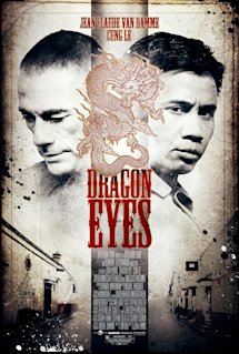 Poster of Dragon Eyes