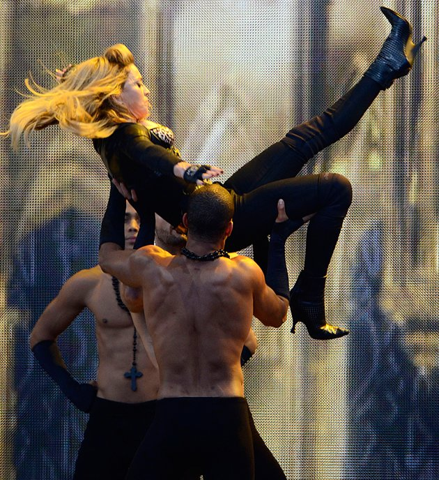 Madonna, MDNA, Hyde Park
