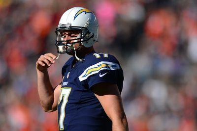 Philip Rivers injury update: Chargers' QB has back injury, fantasy status still solid