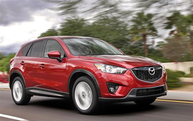 2013 top pick: Mazda CX-5 …