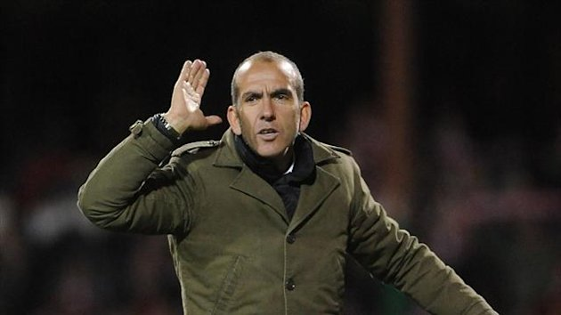 Paolo Di Canio's Swindon side drew with Crawley on Saturday