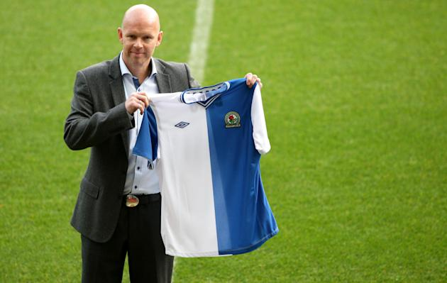 Henning Berg has yet to win as Blackburn boss