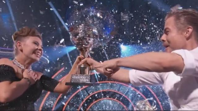 'Dancing With the Stars' Season 21 Finale: Who Took Home the Mirror Ball Trophy?!