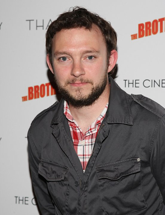 The Brothers Bloom NY Screening 2009 Nate Corddry