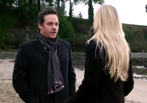 Exclusive: Once Upon a Time Set to Make Michael Raymond-James a Series Regular for Season 3