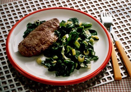 Beat back a headache with beef liver: Plagued by migraines? You may be suffering from a liver deficiency. Beef liver is one of the best dietary sources of the B vitamin riboflavin, which has shown som