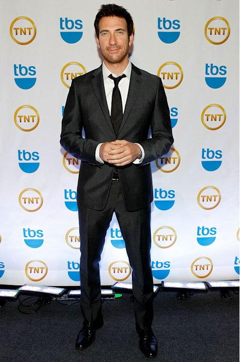 Dylan McDermott attends the TEN Upfront presentation at Hammerstein Ballroom on May 19, 2010 in New York City.