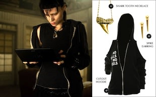 The Girl With the Dragon Tattoo: Lisbeth Salander