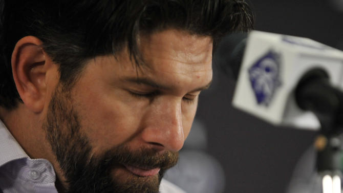 Helton ready to leave game after 17 seasons