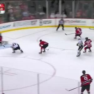 Cory Schneider Save on Sidney Crosby (09:33/3rd)
