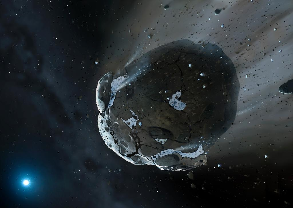 Mountain-sized asteroid to skim by Earth